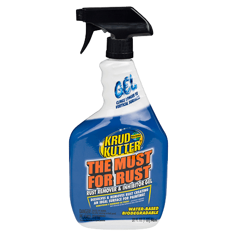 Krud Kutter Rust Remover Spray Bottle - (32 oz)