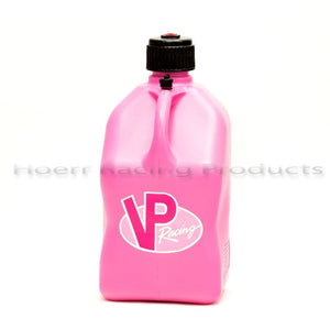 VP Racing - UTILITY JUG 5 GAL PINK SQUARE