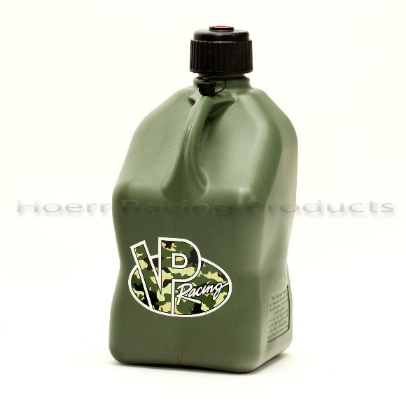 VP Racing - UTILITY JUG 5 GAL CAMO SQUARE