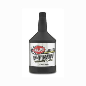 Red Line V-Twin Primary Case Oil