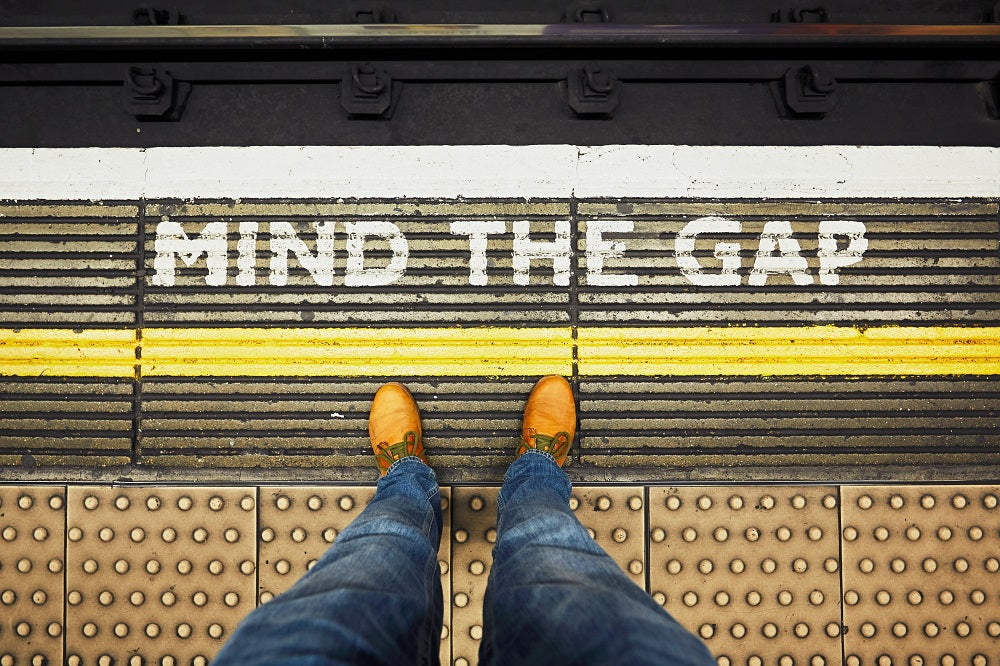Mind The Gap…why keeping your nutrition on track is the key to longevity