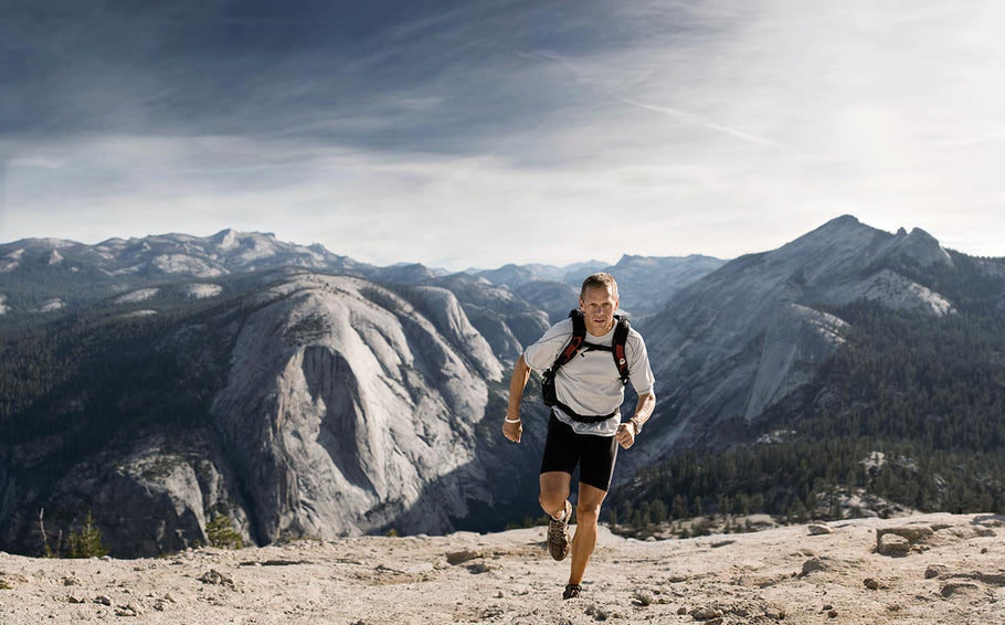 Charlie Engle, Ultra-marathoner and Go Condition Ambassador