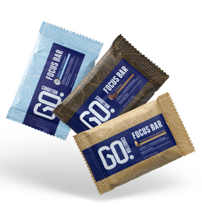 Go Condition Focus Bars- Peanut Chocolate Starter Pack