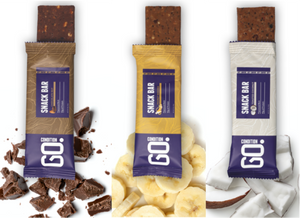 Go Condition Snack Bar 3 Flavor Taster Pack