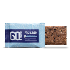 Go Condition Focus Bar- Sweet Coconut Flavor 3 Carton Bundle