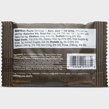 Load image into Gallery viewer, Go Condition Focus Bars- Mocha Flavor 12 Pack