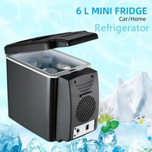 Load image into Gallery viewer, Dual-Use Car Refrigerator Multi-Function Temperature Control (Cooler and heater)