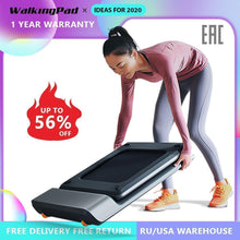 Load image into Gallery viewer, WalkingPad A1 Digital, Smart Electric Foldable Treadmill Jog Space Walk Machine