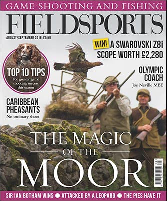 Fieldsports Magazine August/September 2016