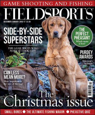 Fieldsports Magazine December/January 2016/17
