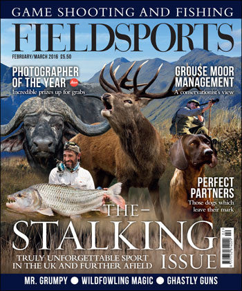 Fieldsports Magazine February/March 2016