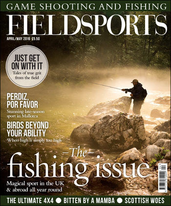 Fieldsports Magazine April/May 2016