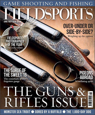 Fieldsports Magazine June/July 2016