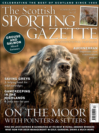 The Scottish Sporting Gazette Summer 2016