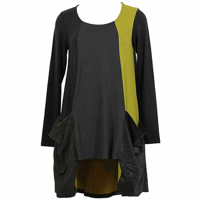 Alembika Drop Pocket Tunic
