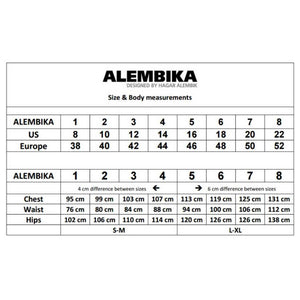 Alembika Rings Top - Simply Bella