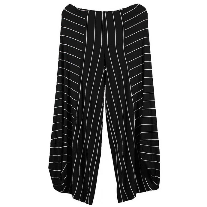 Alembika Stripe Pants - Simply Bella
