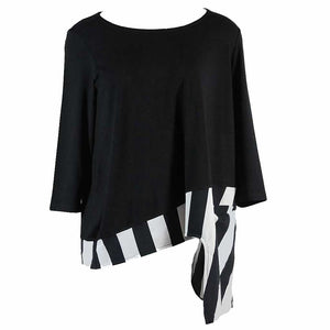 Alembika Stripe Top