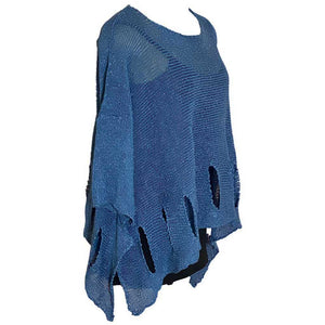 BK Moda Holy Moly Sweater Blue
