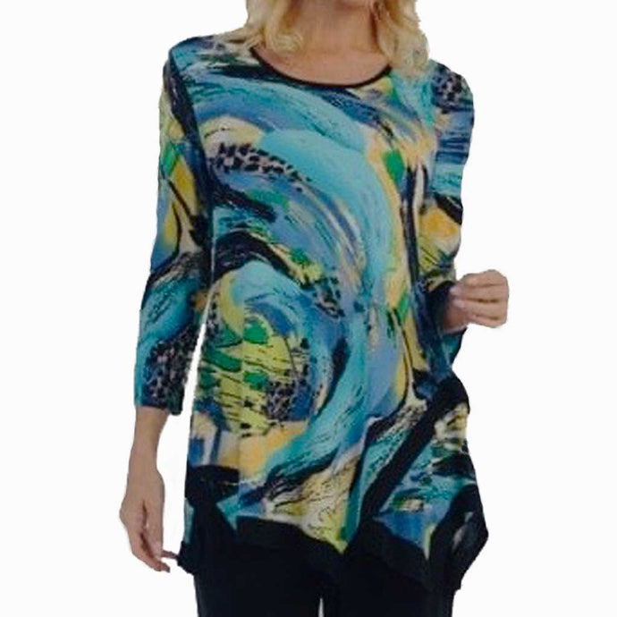 Caribe Space Swing Tunic