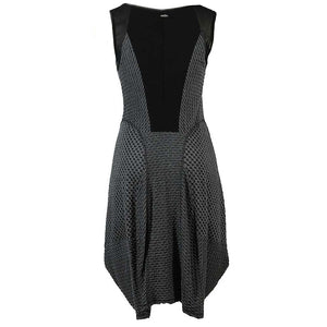 Deca Bubble Hem Dress - Simply Bella