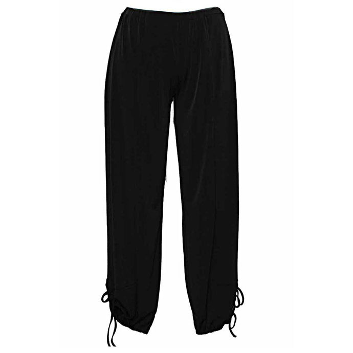 G!oze Tie Bottom Pants - Simply Bella