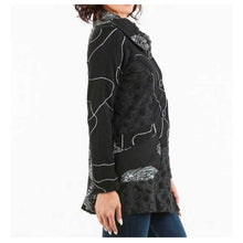 Load image into Gallery viewer, High Secret Button Down Jacket - Simply Bella
