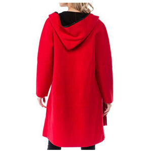 High Secret Hooded Coat RD - Simply Bella