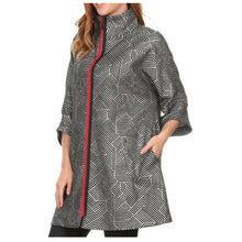 Load image into Gallery viewer, High Secret Loose Fit Jacket Gray - Simply Bella