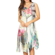 Load image into Gallery viewer, High Secret Multicolored Dress - Simply Bella