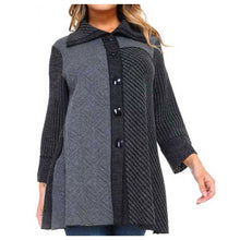 Load image into Gallery viewer, High Secret Multi Pattern Jacket - Simply Bella