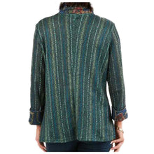 Load image into Gallery viewer, High Secret Patchwork Jacket - Simply Bella