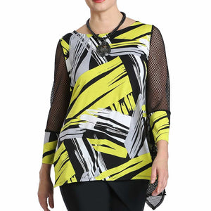 IC Collection Abstract Geo Top