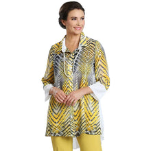 Load image into Gallery viewer, IC Collection Chevron Top