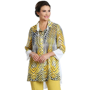 IC Collection Chevron Top
