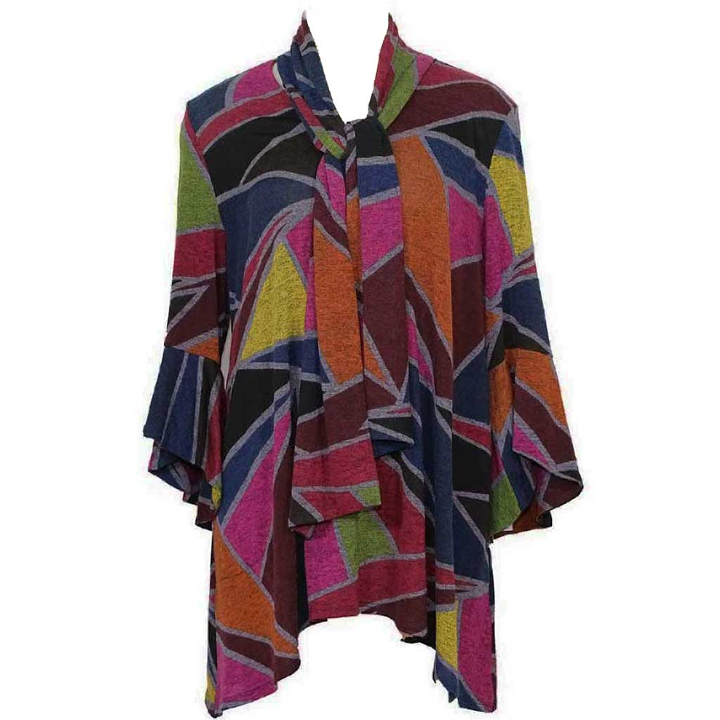 IC Collection Scarf Tunic