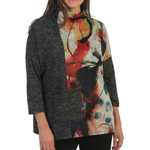J&J Collection Genesis Tunic Top