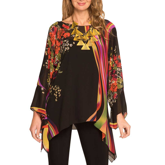 Lior Paris Flower Top