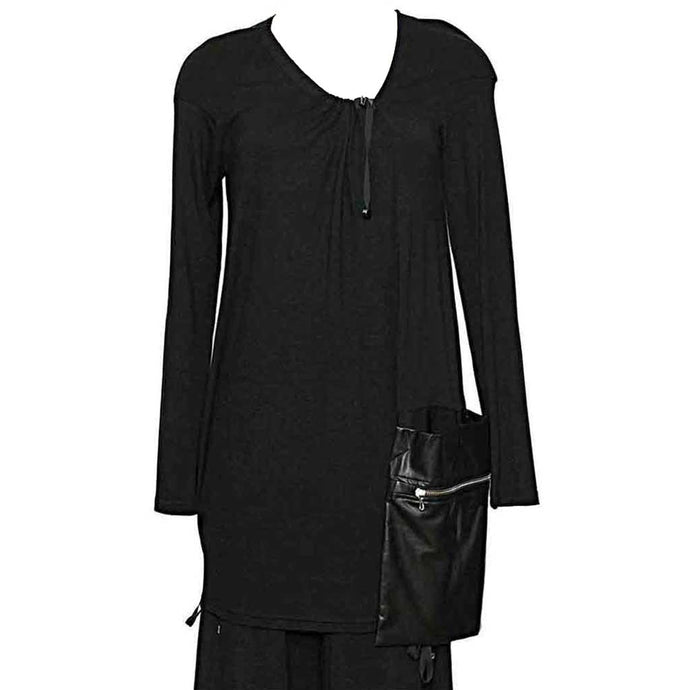 NY 77 Snap Pocket Tunic - Simply Bella