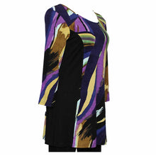 Load image into Gallery viewer, Parsley & Sage Abstract Tunic - Simply Bella