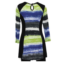 Load image into Gallery viewer, Parsley & Sage Stripe Tunic - Simply Bella