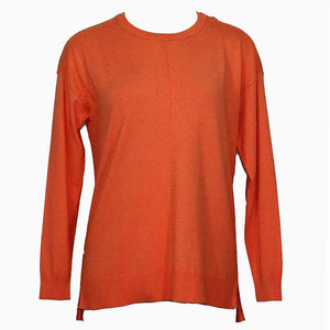 Renuar Perfect Cantaloupe Sweater - Simply Bella