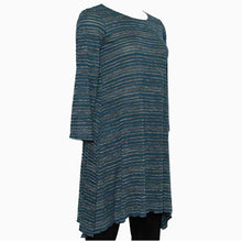 Load image into Gallery viewer, Staples Heather Tunic Teal