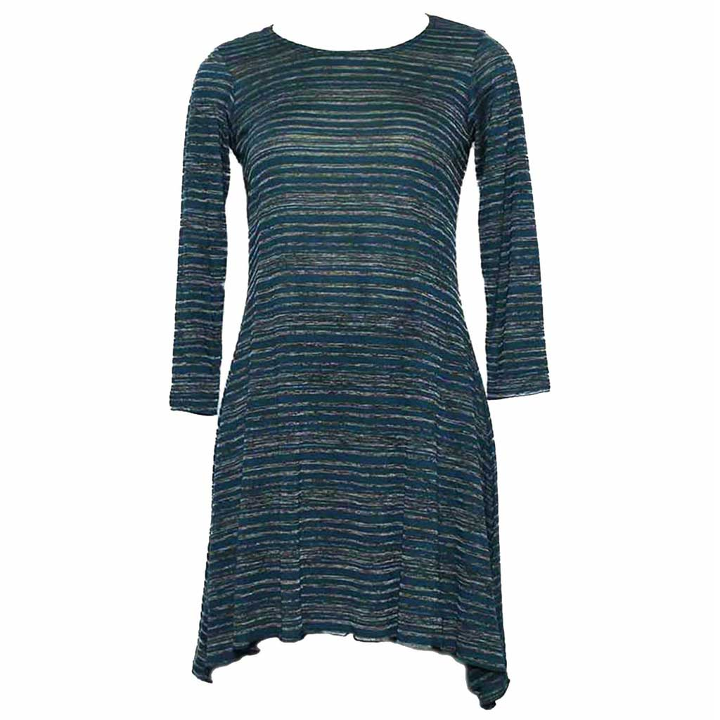 Staples Heather Tunic Teal