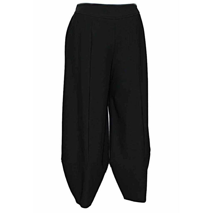 Sun Kim Wave Pants BK - Simply Bella