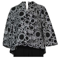 Load image into Gallery viewer, Yushi Circle Print Jacket