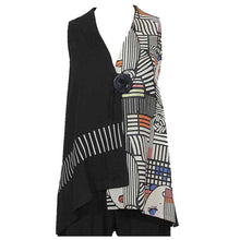 Load image into Gallery viewer, Zoe Wearable Art Vest