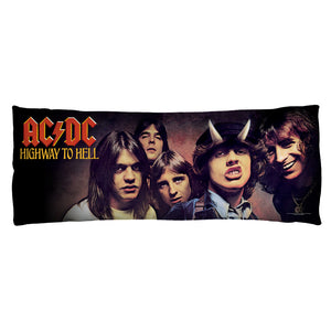 AC/DC Highway To Hell Body Pillow