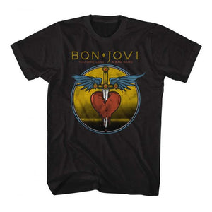 Bon Jovi Bad Name T-Shirt