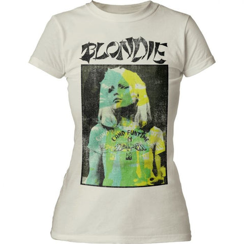 Blondie Bonzai Juniors Tee